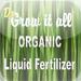 Dr Grow It All Liquid Organic Fertilizer