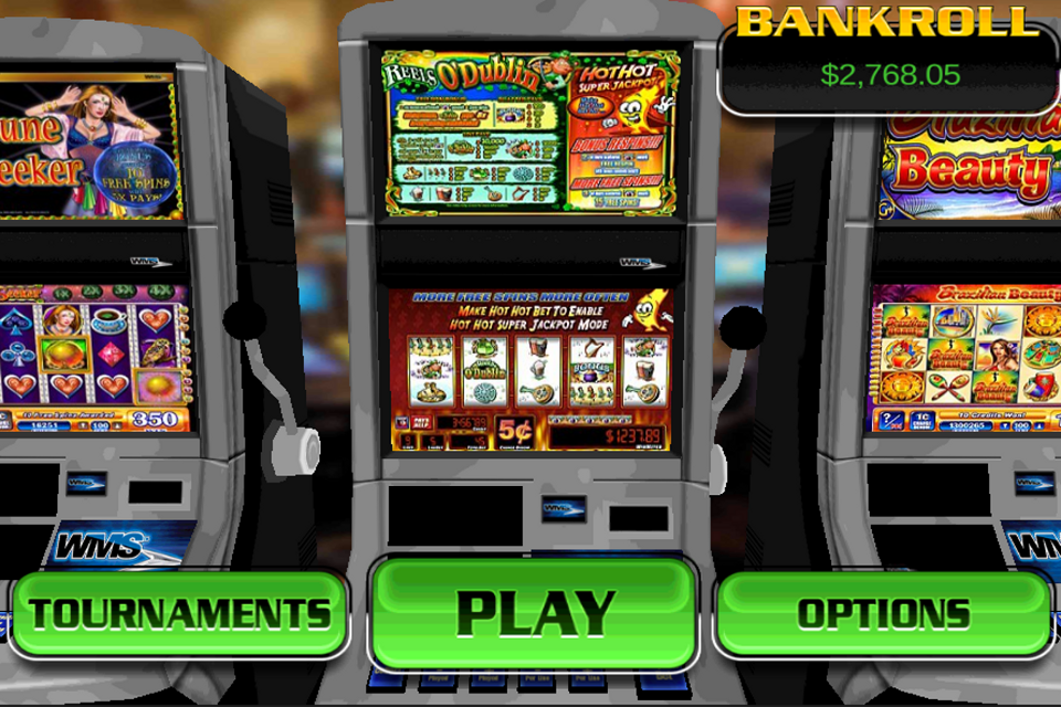Screenshot Reels O Dublin – HD Slot Machine