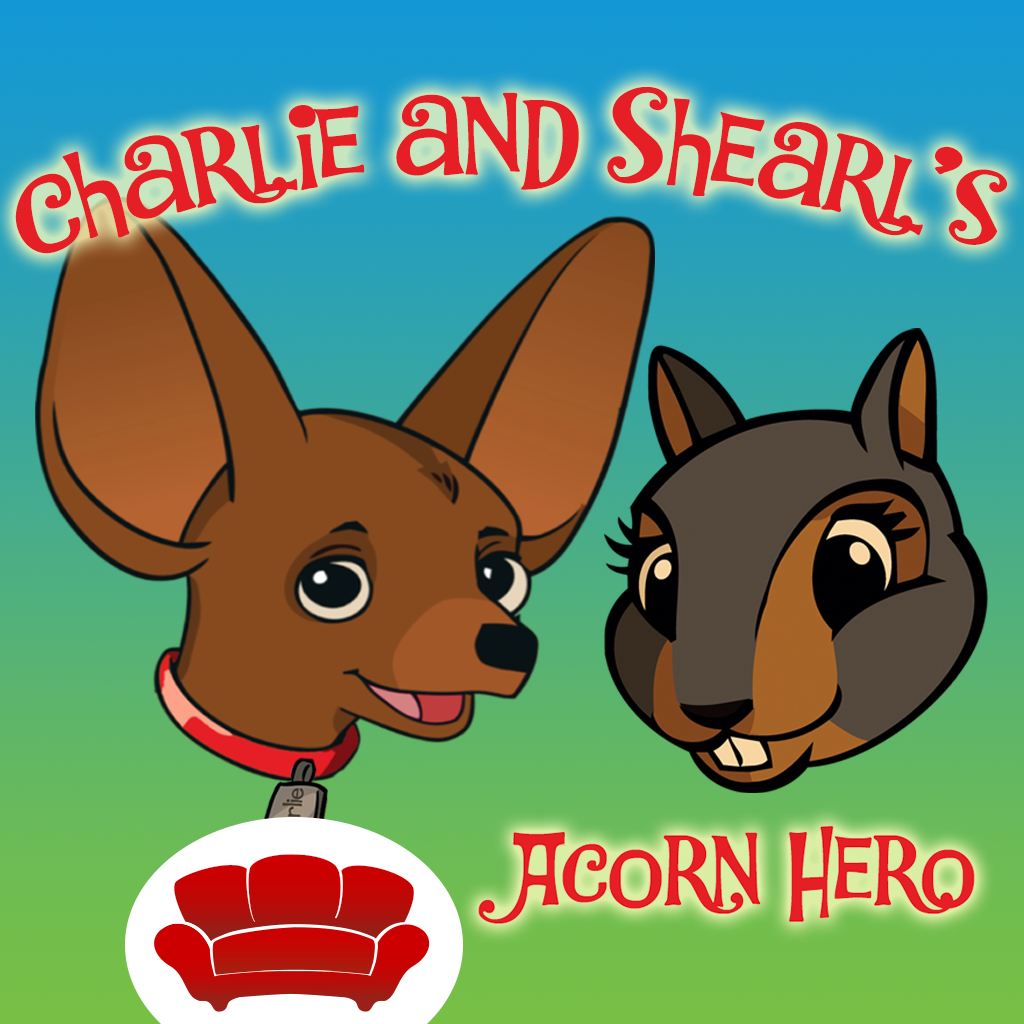 Charlie and Shearl's Acorn Hero – Line Rider Game