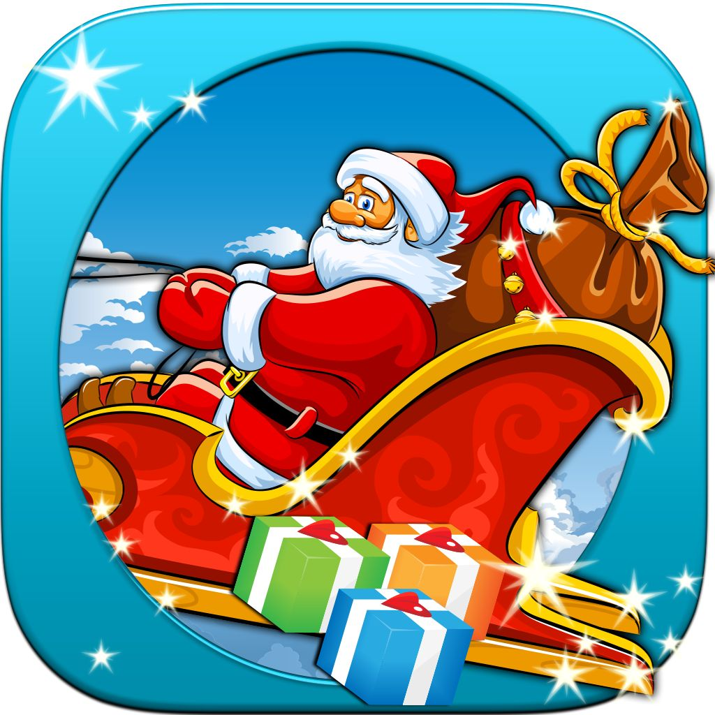 Santa In The Sky - Xmas Flying Simulator For Boys And Girls 3D FULL by The Other Games
